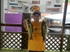 Jacob Cowart, 1st. Place & Big Bass, 7-10 Yr. Age Grp