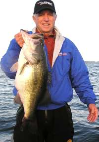 Toledo bend fishing newsletter september 2013 paradise for Joe joslin fishing report