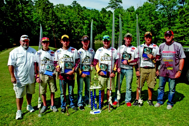 Albc state high school bass fishing championship results for High school fishing