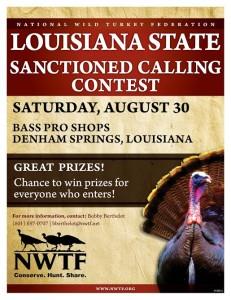 Louisiana State Calling Contest